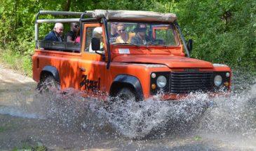 Alanya Land Rover Jeep Safari Tours