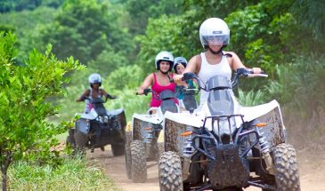 Alanya's Top Atv Quad Safari Tours