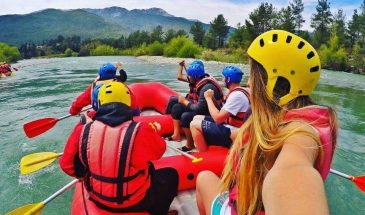 Best Rafting Tour in Antalya National Park