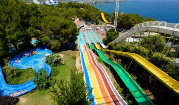 The Best Water Park Near Alanya and Side